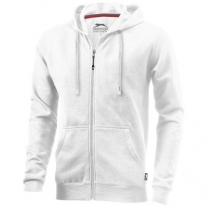 Mikina Open s kapucí, zip v celé délce
