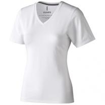 Dámské triko Kawartha s krátkým rukávem, organická bavlna