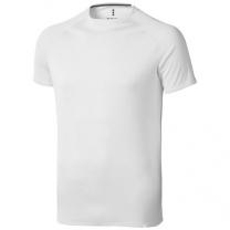 Pánské triko Niagara s krátkým rukávem, s povrchovou úpravou odvádějící vlhkost