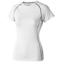 Dámské triko Kingston s krátkým rukávem, s povrchovou úpravou odvádějící vlhkost