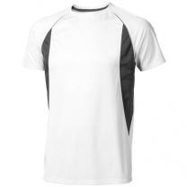 Pánské triko Quebec s krátkým rukávem, s povrchovou úpravou odvádějící vlhkost