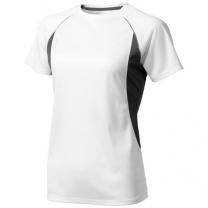 Dámské triko Quebec s krátkým rukávem, s povrchovou úpravou odvádějící vlhkost