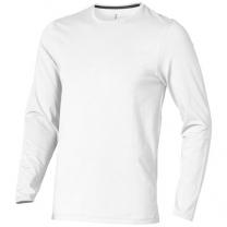 Pánské triko Ponoka s dlouhým rukávem, organická bavlna