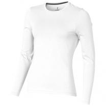 Dámské triko Ponoka s dlouhým rukávem, organická bavlna