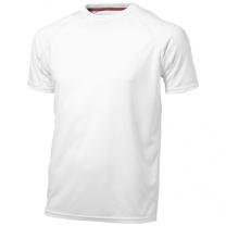 Pánské triko Serve s krátkým rukávem, s povrchovou úpravou odvádějící vlhkost