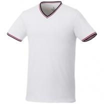 Elbert pánské pique tričko s krátkým rukávem
