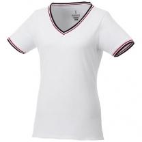 Elbert dámské pique tričko s krátkým rukávem